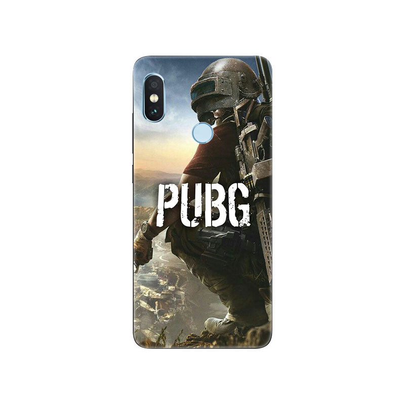 Redmi 6 Pro Gaming Mobile Cover Nx 676