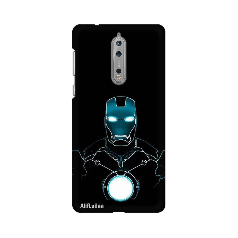 Iron Man Nokia 8 Sublime Case Nx100