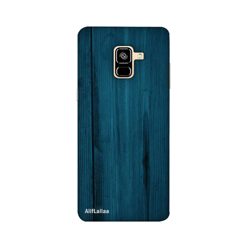Wooden Texture Samsung A8 Plus Sublime Case Nx402