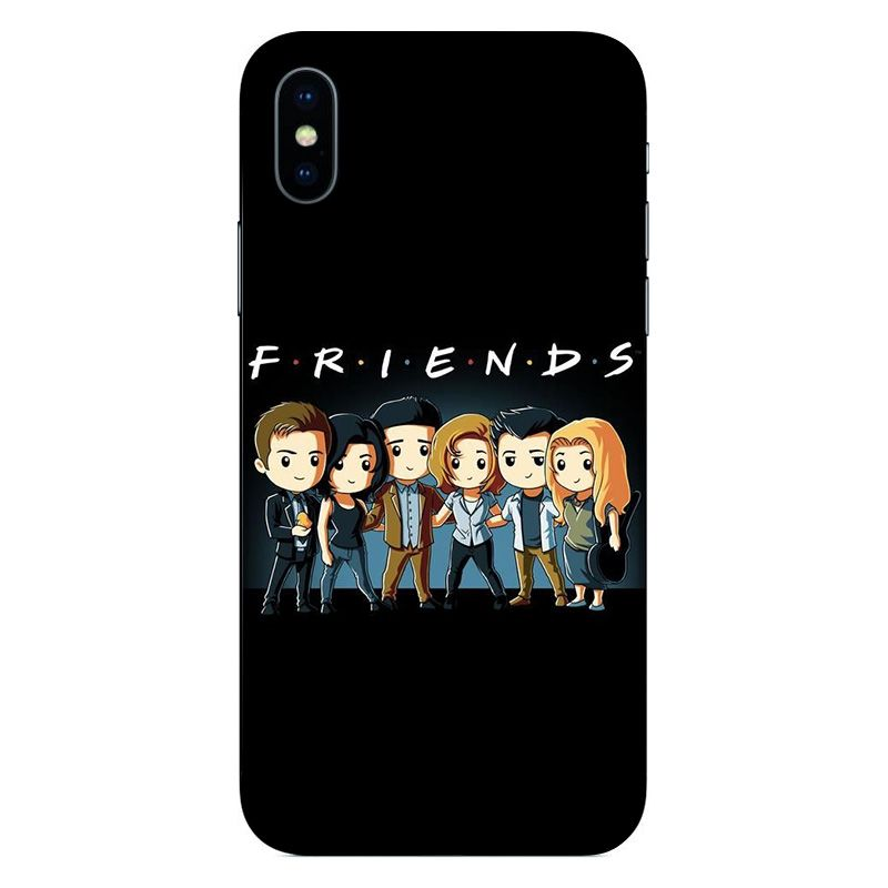 Phone Cases,Prinnted Phone Covers,Apple Phone Cases,iPhone Xs Max,Friends