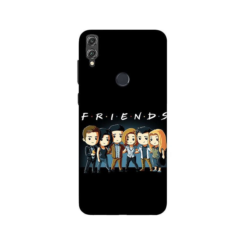 Phone Cases,Prinnted Phone Covers,Honor Phone Cases,Honor 8X,Friends