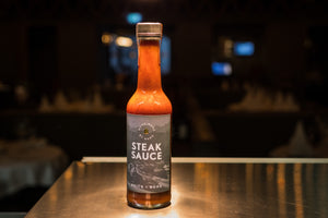 """BRICK + BONE"" STEAKSAUCE"