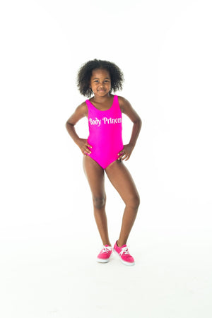 Girls LIL BODY LOGO SUIT