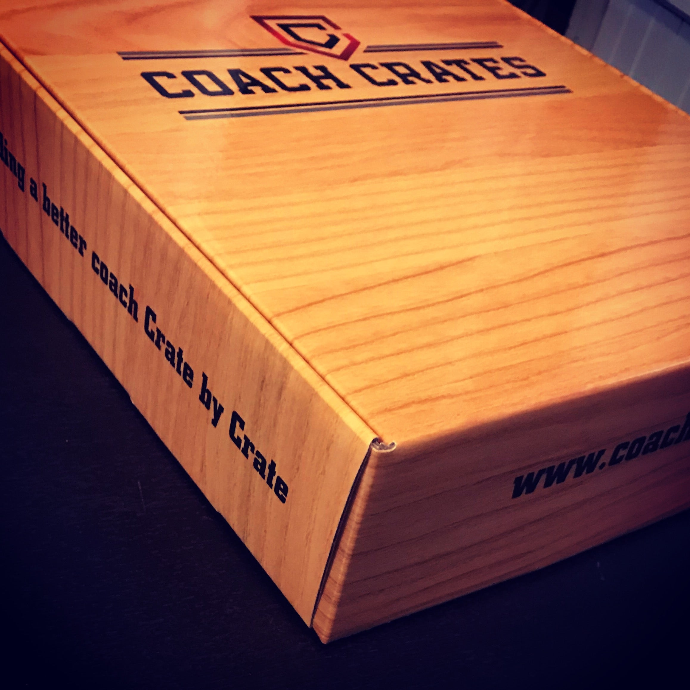 The Little League Crate - Coach Crates