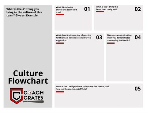 Culture Flowchart - Coach Crates