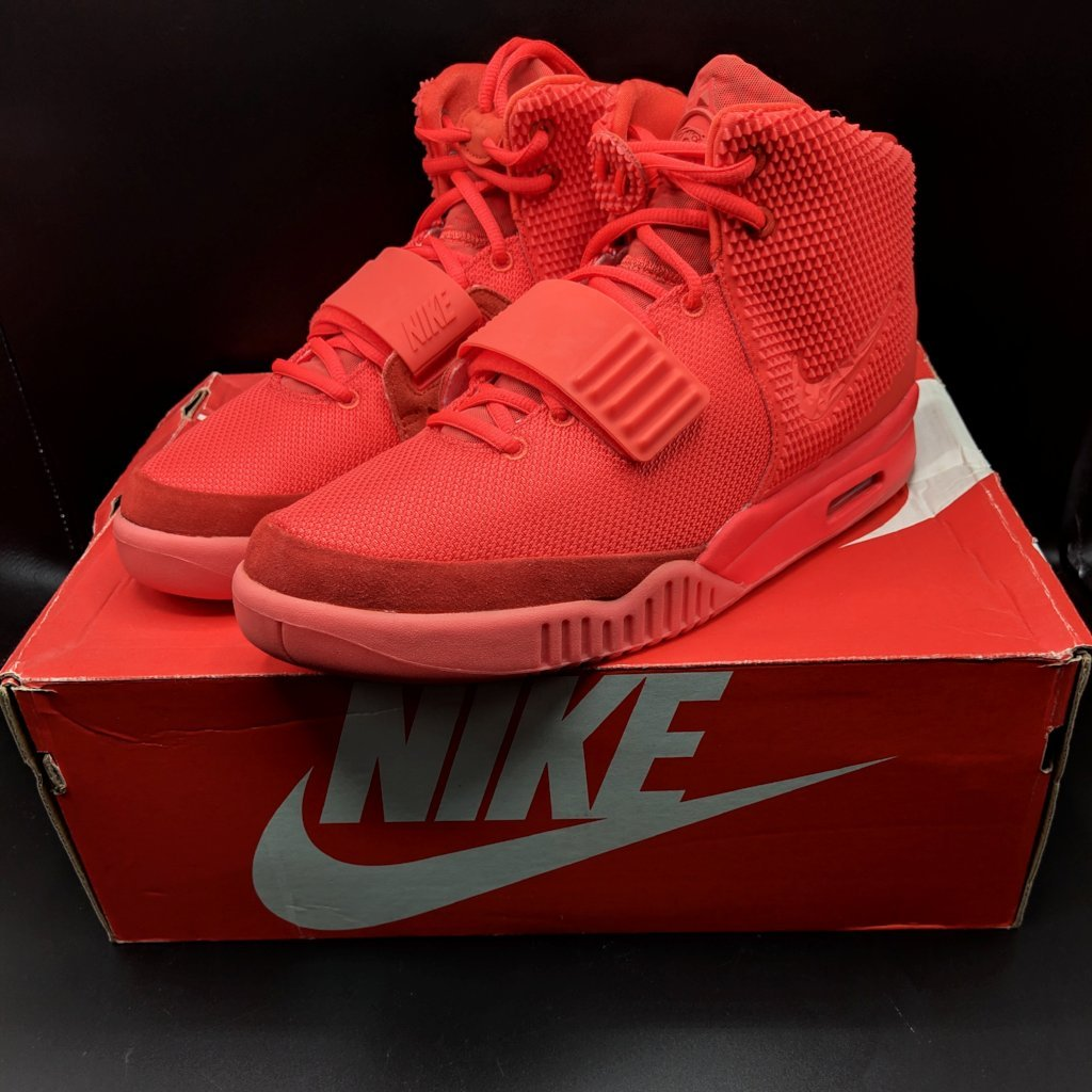 Nike Air Yeezy 2 Red October – Legend