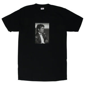 Supreme Michael Jackson Tee Black