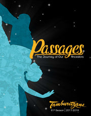 "Program Book - ""Passages"""