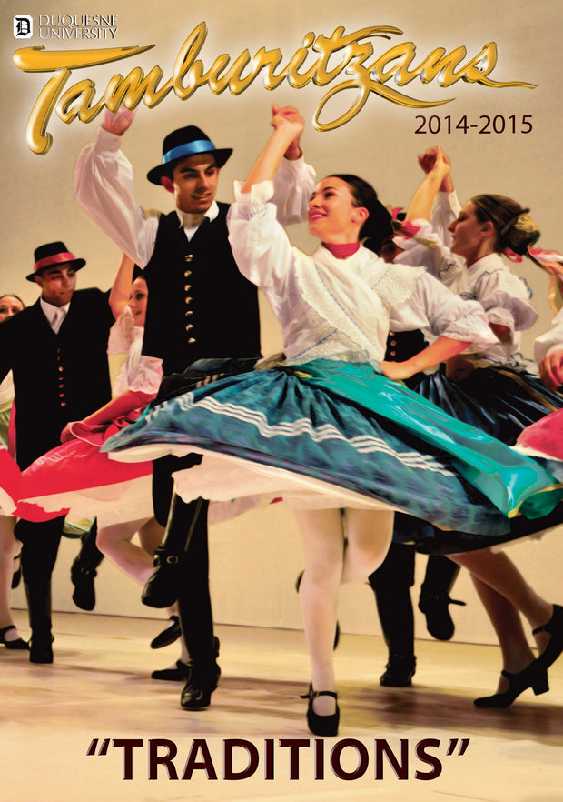 """Traditions"" 2014-2015 Season DVD"
