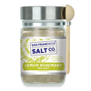 Lemon Rosemary Sea Salt 8 oz. Chef's Jar - San Francisco Salt Company