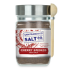 Smoked Cherrywood Salt 8 oz. Chef's Jar
