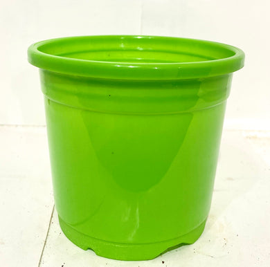"Sunrise Pot Glossy 4"" (10 cms) - Nursery Pot"