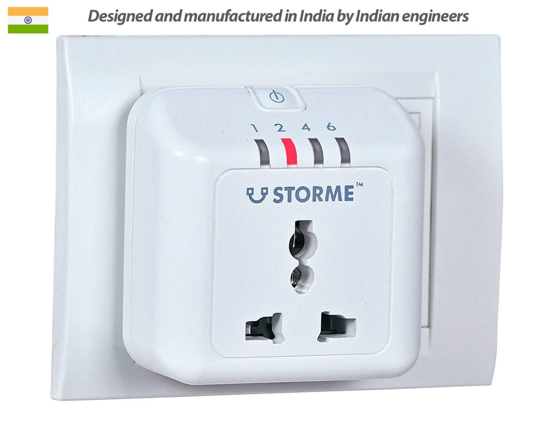 Storme Timer Socket Automatic Power Cut Off Diamond Canal Circuit Breaker With