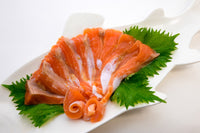 A fillet of Cherry salmon(Natural trout/Hon-masu)