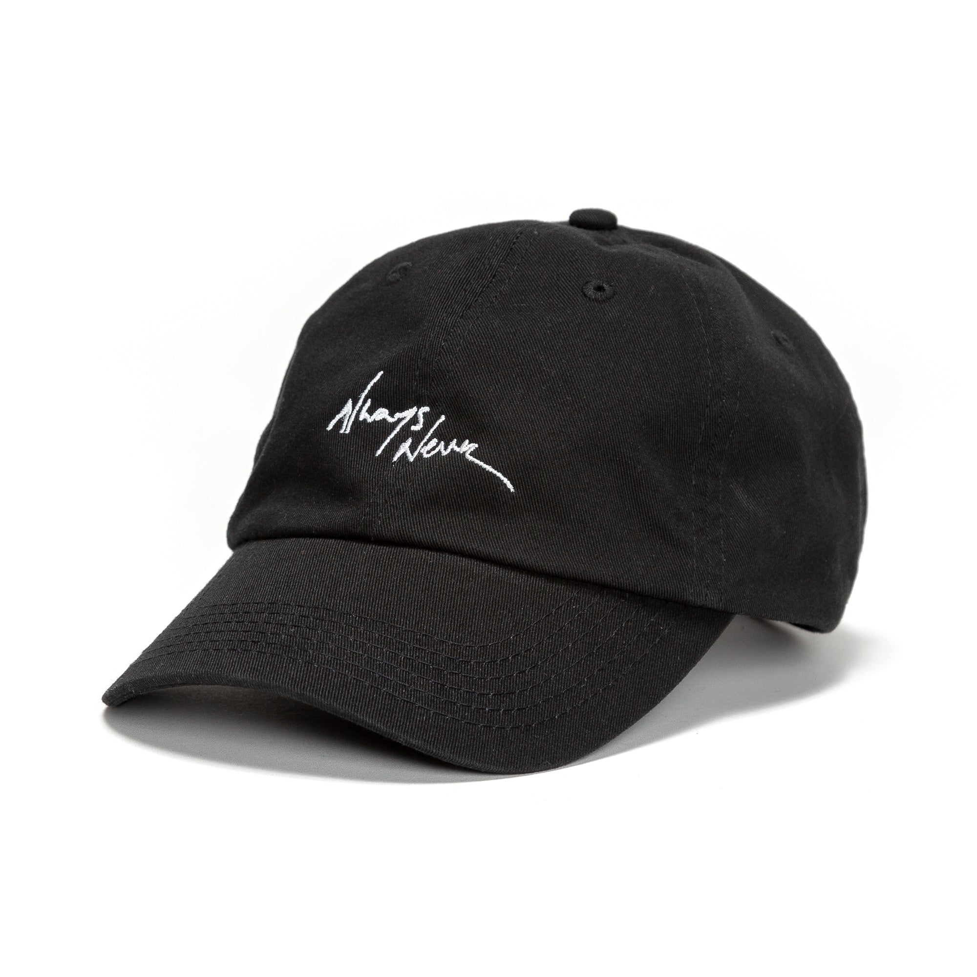 Always Never Logo Dad Hat