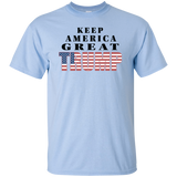 DONALD TRUMP KEEP AMERICA GREAT T-SHIRT