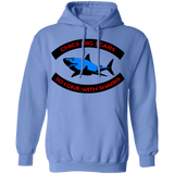 Chics Dig Scars Scuba Diving Pullover Hoodie Sweat Shirt