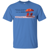 JOIN THE DIVE LIFE SCUBA DIVING T-SHIRT