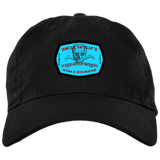 UNCLE SKULLY'S SCUBA & EXPLORATION DAD BALL CAP