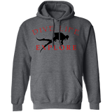 Dive Life Explore Scuba Diving Pullover Hoodie Sweat Shirt