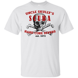 UNCLE SKULLY'S ORIGINAL SCUBA DIVE T-SHIRT