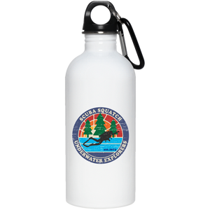 SCUBA SQUATCH DIVING WATER BOTTLE
