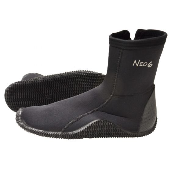 EDGE Neo6 Tall Zipper Boot