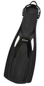 EDGE Open Heel Flex Scuba Fin