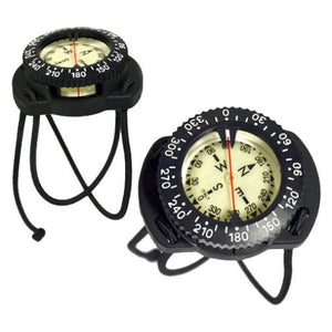 HOG Bungee Mount Scuba Diving Compass