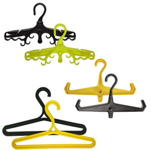 EDGE Scuba Equipment Hanger Collection