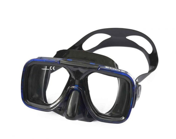 EDGE Optix 2 Lens Scuba & Snorkeling Mask