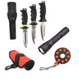 EDGE HOG Hi-Performance Scuba Accessory Package
