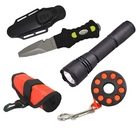 SCUBA Diving Survival Bundles