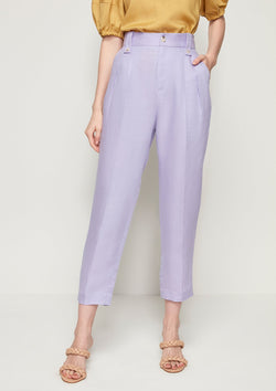 PASTEL TAPERED PANTS