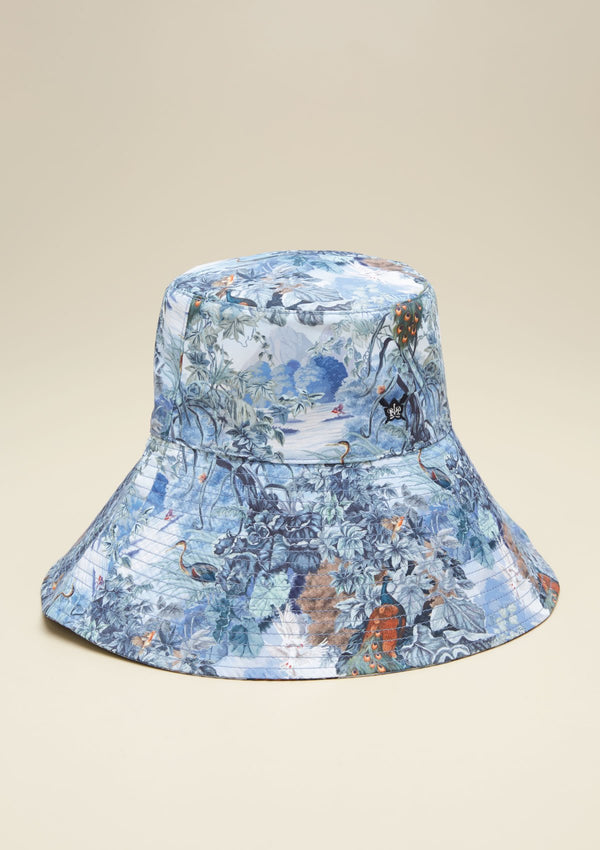WILDLIFE PRINTED BUCKET HAT