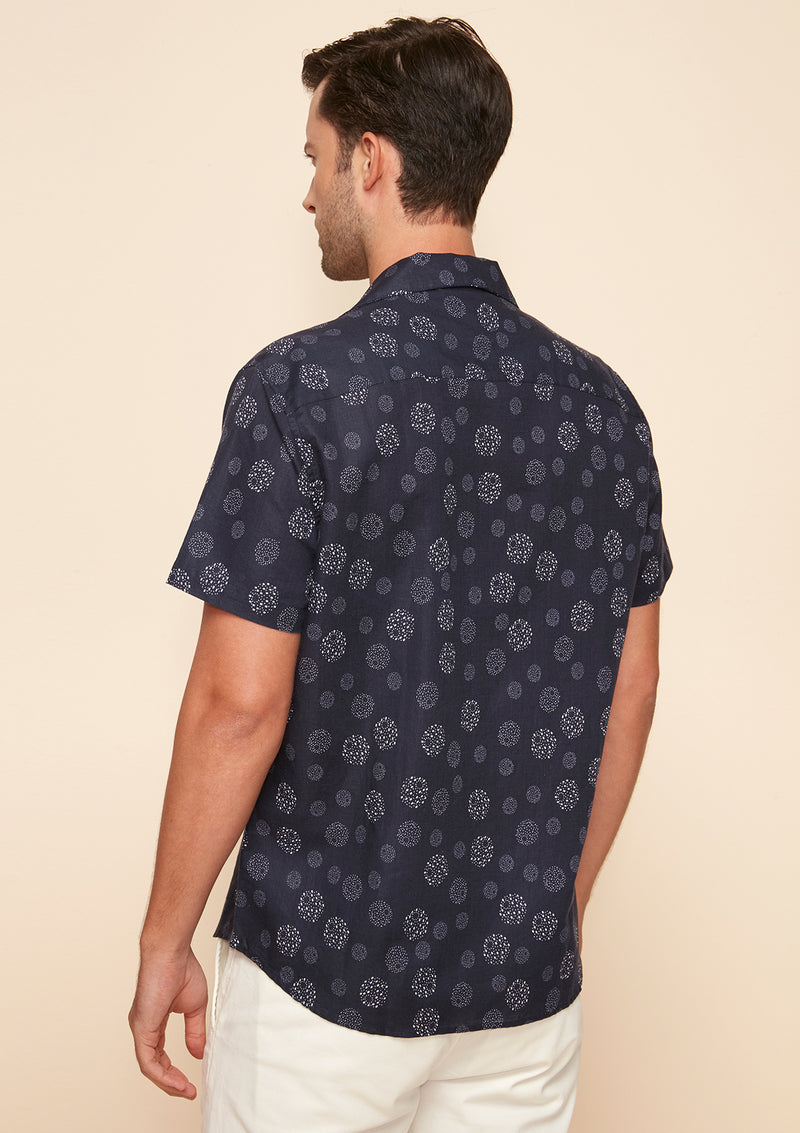GRAPHIC COTTON SHIRT