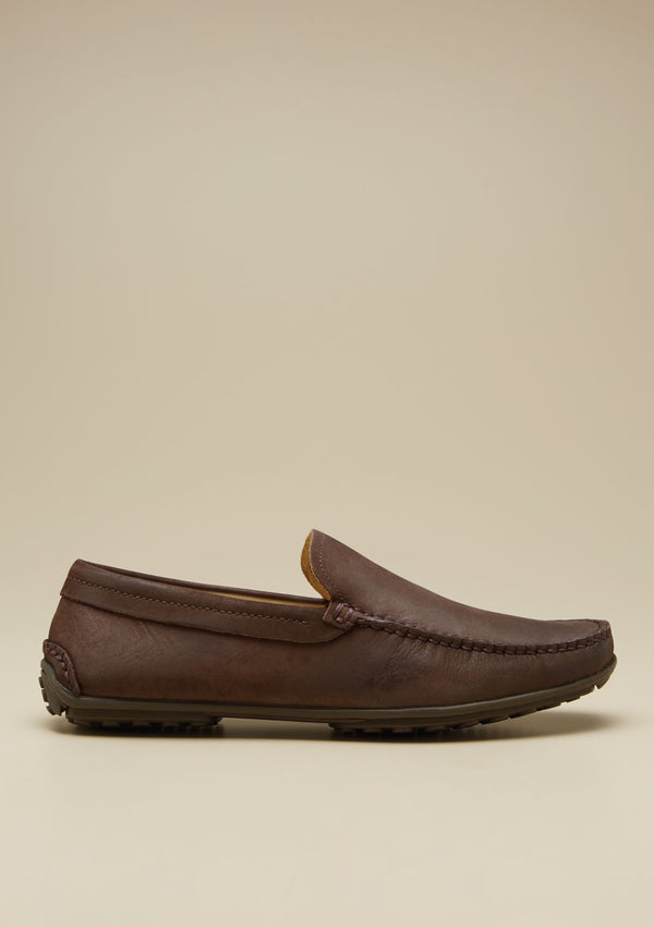 BROWN Driving Shoes