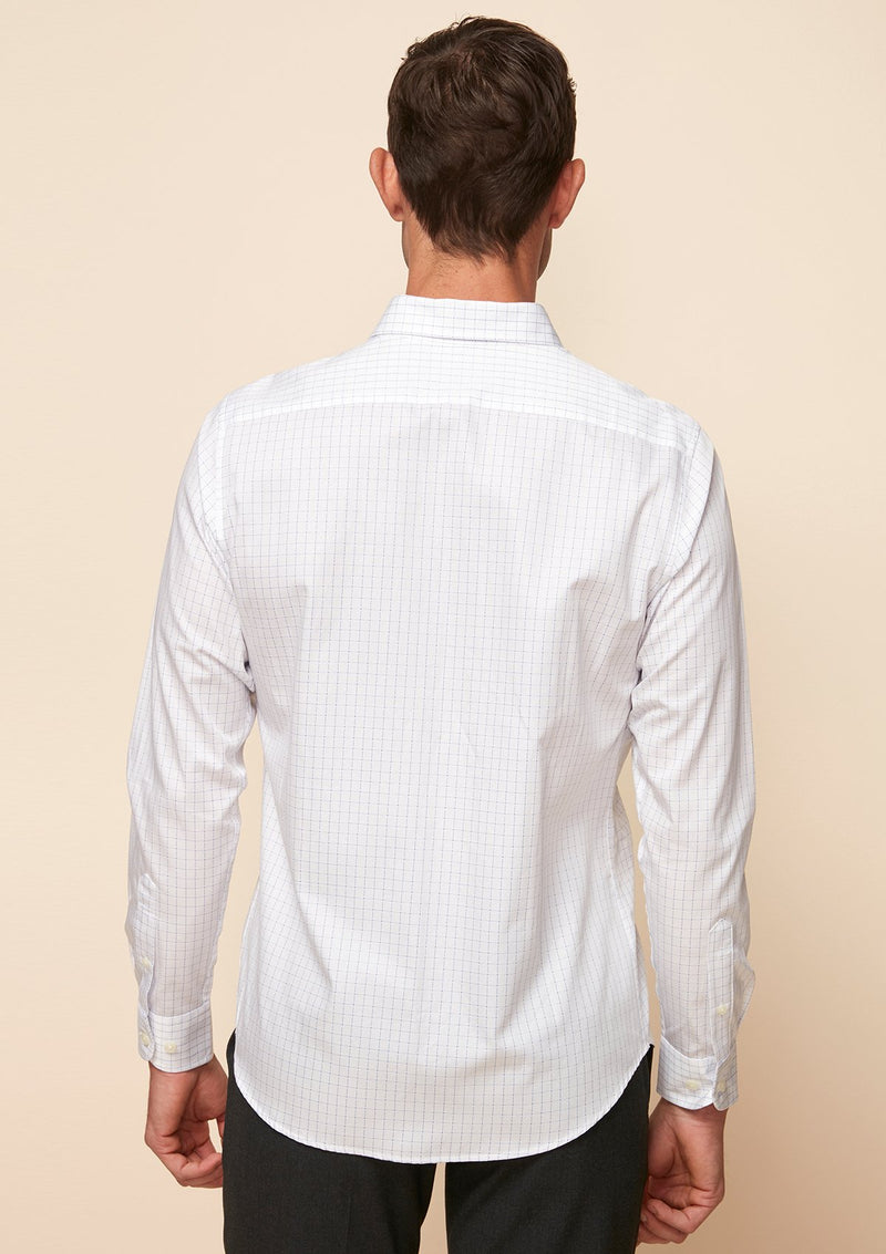 WINDOWPANE SHIRT