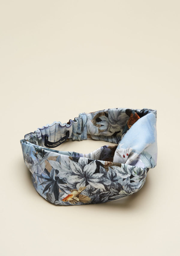 WILDLIFE PRINTED HEADBAND