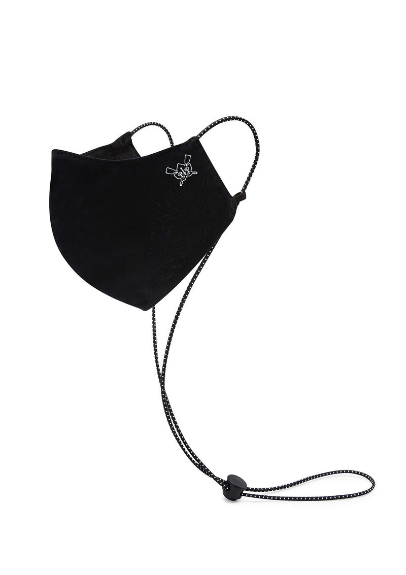 ROYAL IVY REGATTA LOGO FACE MASK