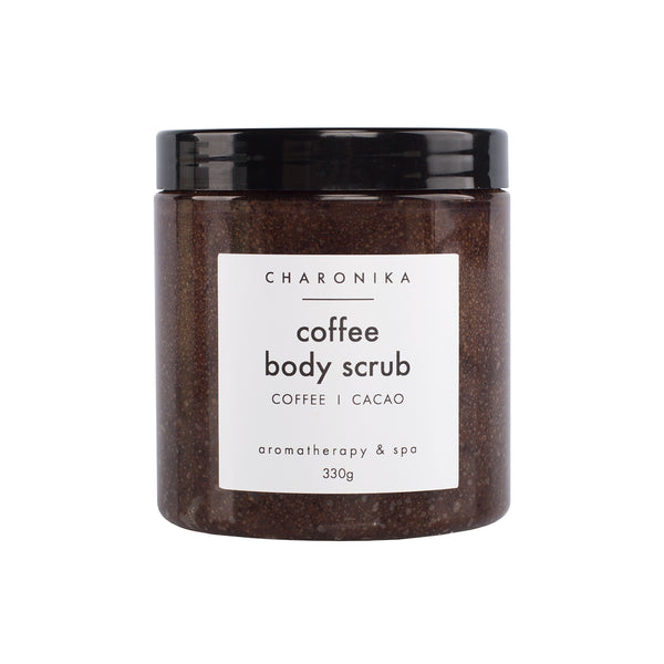 CHARONIKA BODY SCRUB COFFEE/CACAO