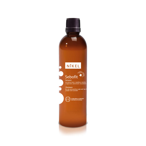 NIKEL SEBOFIT SHAMPOO FOR OILY SCALP