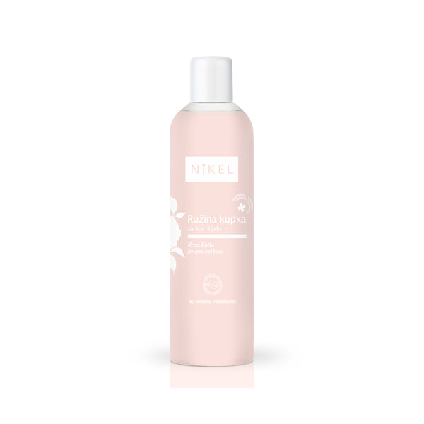 NIKEL ROSE BATH