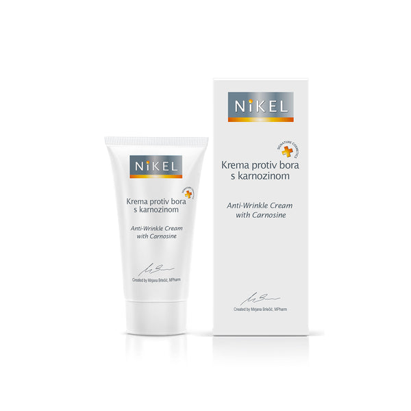 NIKEL ANTI-WRINKLE CREAM WITH CARNOSINE
