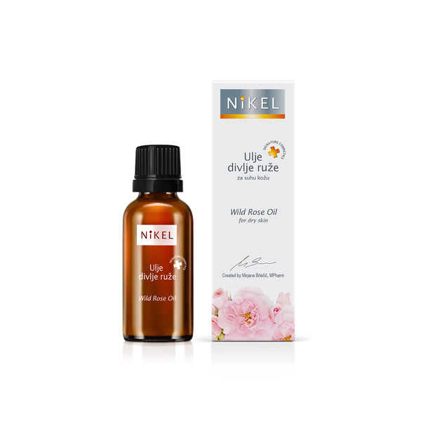 NIKEL WILD ROSE OIL