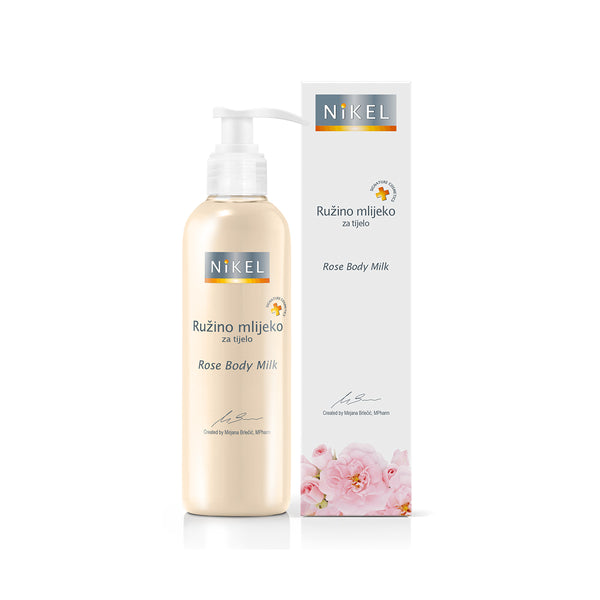 NIKEL ROSE BODY MILK