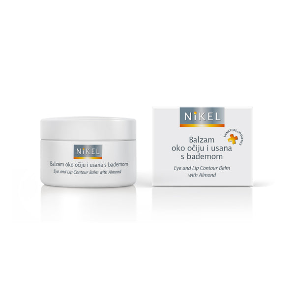 NIKEL EYE AND LIP CONTOUR BALM WITH ALMOND