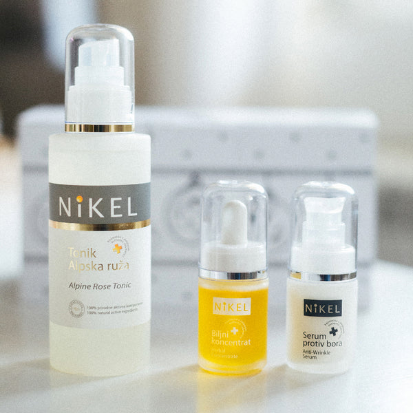 NIKEL ANTI-WRINKLE SERUM