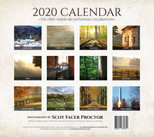 Load image into Gallery viewer, The First Vision: Bicentennial Celebration 2020 Calendar