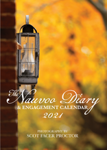 Load image into Gallery viewer, The Nauvoo Diary & Engagement Calendar 2021